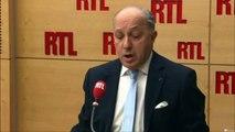"""Laurent Fabius : """" En France, le problème n'est pas juridique, c'est un problème de réalité """" (RTL)"""