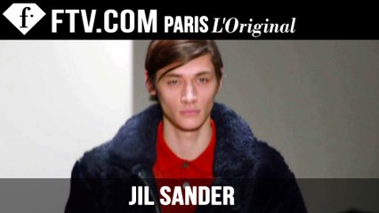 Jil Sander Men Fall/Winter 2015-16 | Milan Men's Fashion Week | FashionTV