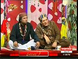 Javed Chaudry with Wasi Shah in Syasi Theater- Syasi Theater 20 January 2015