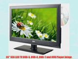 26 SEG LED TV DVB-S DVB-C DVB-T und DVD Player integr.
