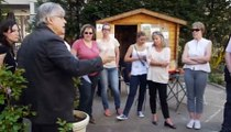 """stage développement durable, une initiative du Jardin partagé de """"entr'aide à domicile"""" (2)"""