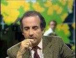 Jacques Chirac ne sait pas qu'il est en direct