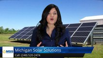 Best Solar Energy Company in Michigan - Michigan Solar Solutions (248) 520-2474