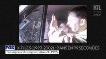 X-Files : 9 saisons en 99 secondes