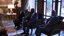 Le Président ivoirien Alassane Ouattara reçoit à Marrakech Abdelilah Benkirane