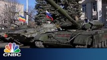 Russia Weighs Heavily at Davos   Davos 2015   CNBC International