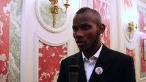 """Lassana Bathily : """"La France est un pays d'accueil, c'est un pays de valeurs, c'est le pays des droits de l'Homme"""""""