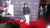 Quincy Brown | MANNY Los Angeles Premiere Screening | Red Carpet