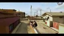 RIDICULOUS GTA 5 BMX Stunt Montage! GTA V Stunts