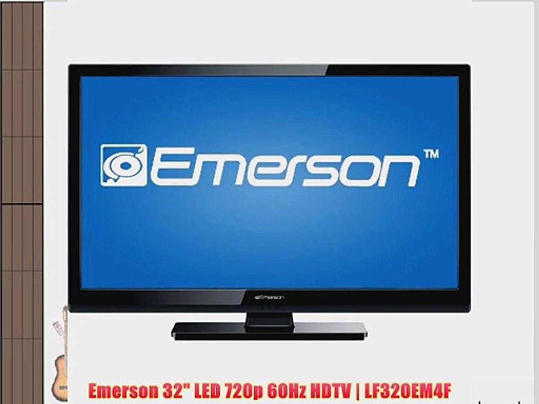 Emerson 32 LED 720p 60Hz HDTV | LF320EM4F