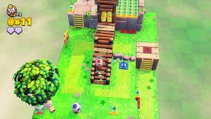Captain Toad: Treasure Tracker Let's Play ★ 1 ★ Die Suche nach Toadette beginnt [GERMAN/HD]