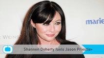 Shannen Doherty Fuels Jason Priestley Feud