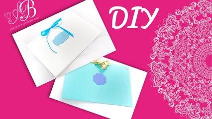 DIY Come creare una confezione regalo per bijoux in 5 minuti!