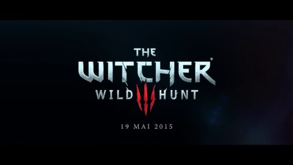 The Witcher 3 : Wild Hunt - Gameplay Video