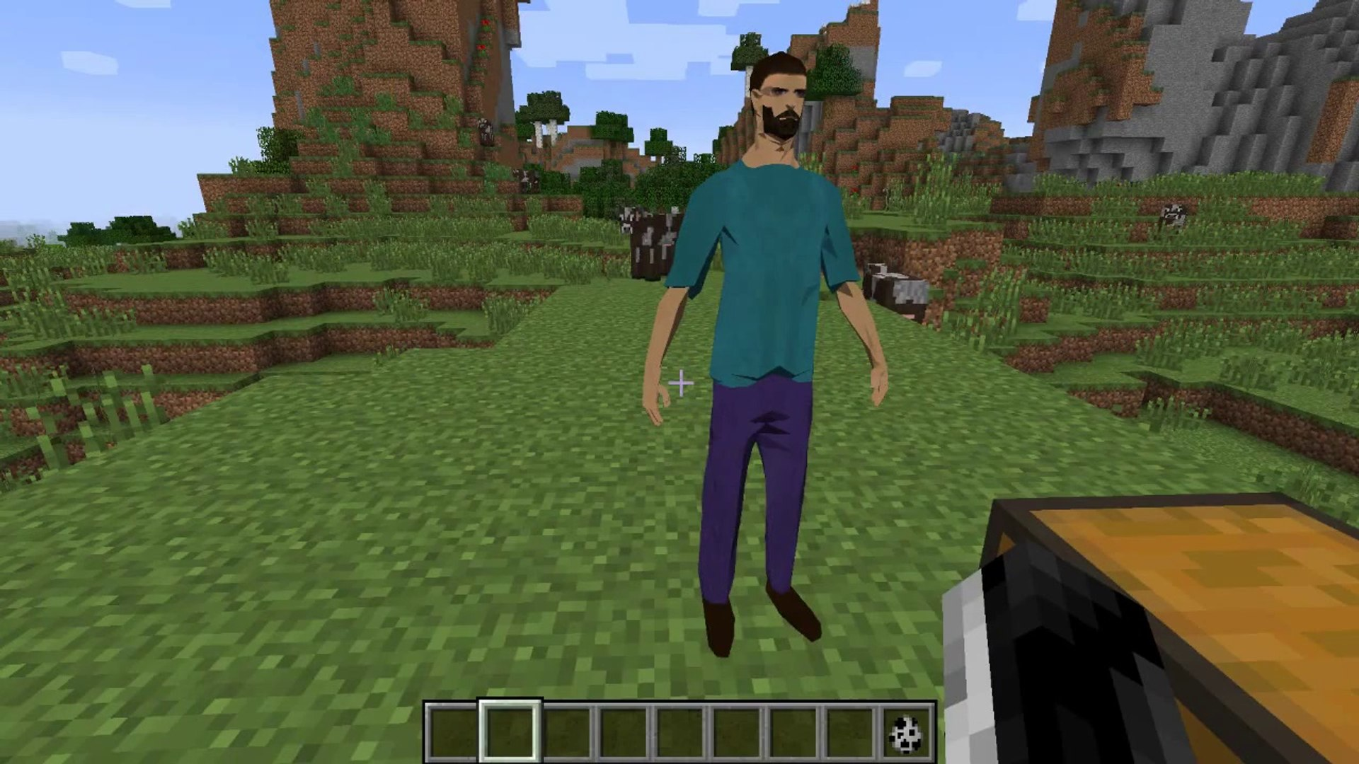 Minecraft REALISTIC SURVIVAL MINECRAFT MOD (Realistic World