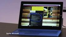 Microsoft enthüllt Holo-Brille und Windows 10-Details