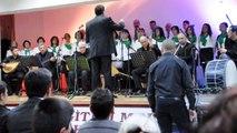 Muğla Halk Eğitim Merkezi Türk Halk Müziği Korosu, 16 Ocak 2015 Marmaris Konseri