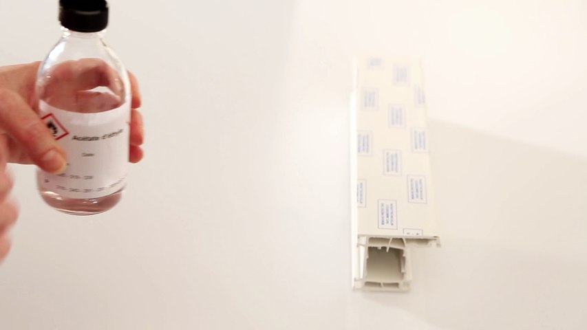 Novacel printed 100% scratch resistant solution