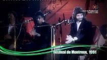 Camarón de La Isla - Soy gitano (Festival de Montreux 1991)