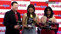 Huma Qureshi unveiled Filmfare 2015 Calendar    Reliance Digital   Part 1