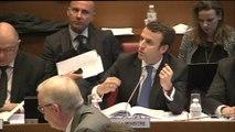 Le projet de loi Macron examiné puis adopté en commission