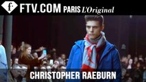Christopher Raeburn by Woolmark | Menswear Fall/Winter 2015-16 | London Collections: Men | FashionTV