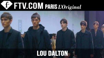 Lou Dalton by Woolmark | Menswear Fall/Winter 2015-16 | London Collections: Men | FashionTV