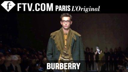 Burberry Men Fall/Winter 2015-16: Designer's Inspiration | London Collections: Men | FashionTV