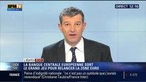 L'Édito éco de Nicolas Doze: Le quantitative easing de la BCE va-t-il fonctionner ? - 22/01