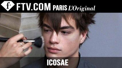 Icosae Men Fall/Winter 2015-16 Backstage | Paris Men's Fashion Week | FashionTV