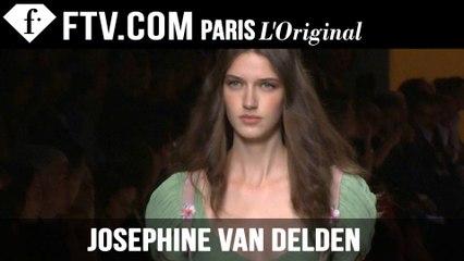 Josephine Van Delden: Model Talk | Spring/Summer 2015 | FashionTV