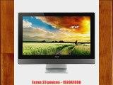 Acer Aspire Z3-613 Ordinateur de bureau Tout-en-un 23  (Intel Celeron 4 Go de RAM Disque dur