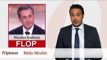 """Le Top Flop: """"Mon Quotidien"""" reçoit François Hollande/L'échec d'audience de Nicolas Sarkozy"""