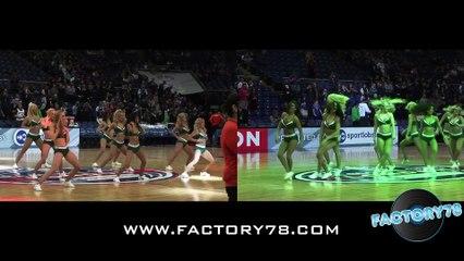 F78 NEWS: Covered THE NBA GLOBAL GAMES LONDON 2015
