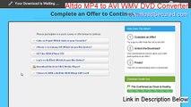 Altdo MP4 to AVI WMV DVD Converter&Burner Full [Legit Download]