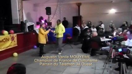 Téléthon 20104 :  theâtre de Marseillan (34)