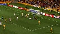 Cahill scores brilliant bicycle kick for Australia