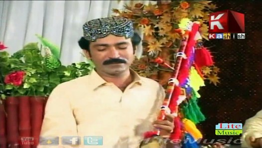 Aashiq Majboor Aa By Ghulam Hussain Umrani -Kashish Tv-Sindhi Song