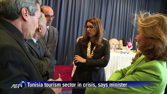 Tunisia tourism sector in crisis, says minister