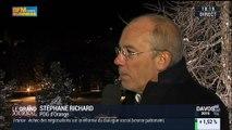 Stéphane Richard, PDG d'Orange (1/2) - 22/01