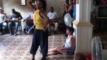 """Salsa,Carnaval et Séjour de Danses d'Orishas Juillet 2014 avec WWW.DANSACUBA.COM .DANSES,COSTUMES ET CHANTS d""""orishas"""