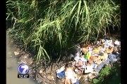 Piden mantener alcantarillas limpias para evitar inundaciones y desbordamientos