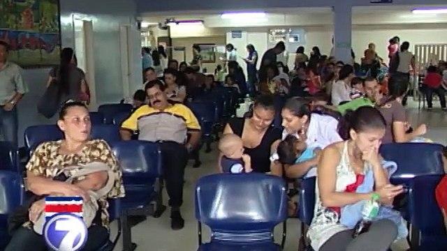 Hospital de Niños reforzará enfermeras y contratará especialistas por agresivo virus respiratorio