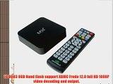 Makibes? E-M6 Mini PC TV-Box Android 4.2 XBMC HDMI SPDIF W/IR Remote Controller RJ-45