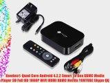 Keedox? Quad Core Android 4.2.2 Smart TV Box XBMC Media Player 3D Full HD 1080P WIFI HDMI XBMC