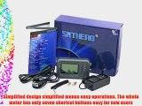 SATHERO SH200 Pocket Satellite Finder Meter DVB-S DVB-S2 MPEG-4 CBS2 MPEG-4 ABS