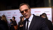 Paul Bettany Made Johnny Depp Laugh So Hard His Mustache Flew Off