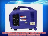 Extreme Max EXT3000P Parallel Ready Electric Start Inverter Generator