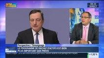 """BCE: """"La dévaluation de l'euro soutiendra les profits des entreprises en zone euro"""": Philippe Uzan - 23/01"""