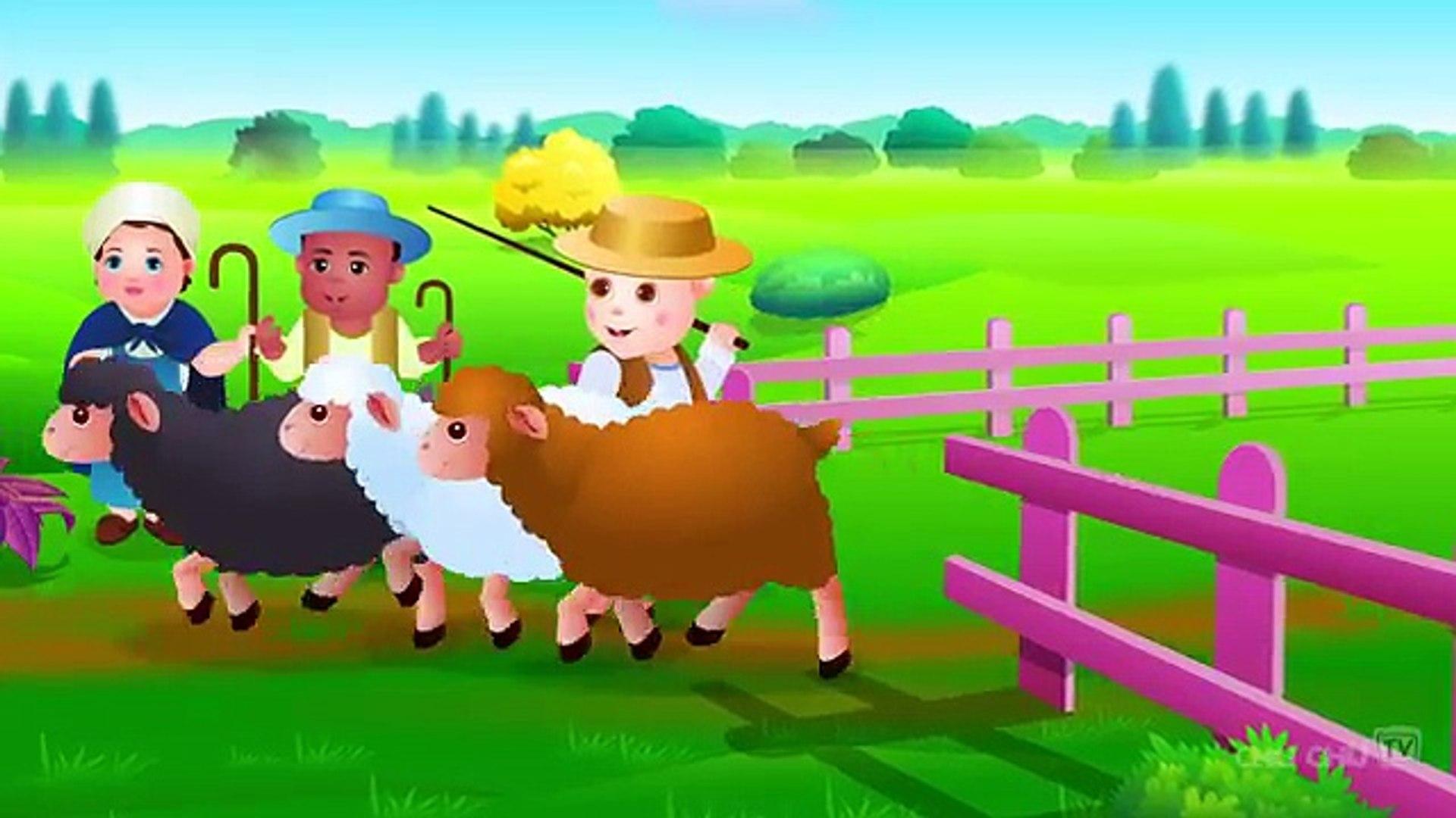Kids' Education - Baa Baa Black Sheep for Nursery Kids